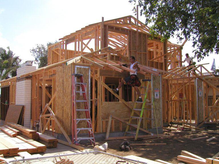 New home build, makeover from original home