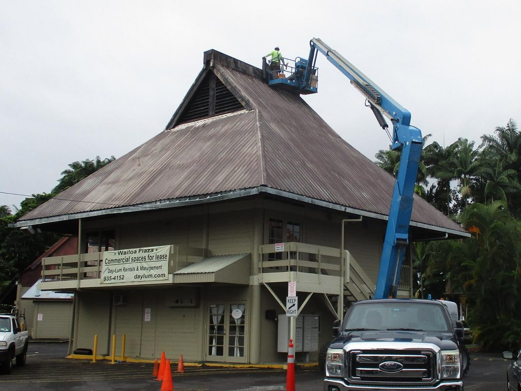 Restoration Begins